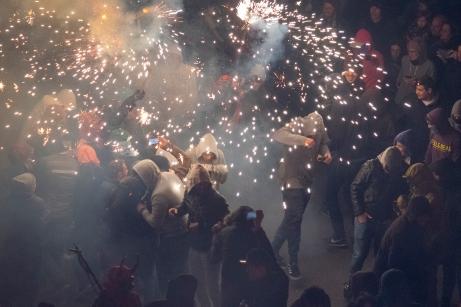 San Antonio celebration in Palma.