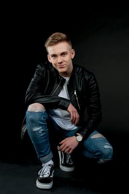 Promo photos for Niko Dahlblom 2018