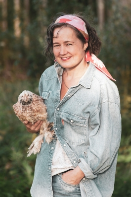 Chicken farmer.