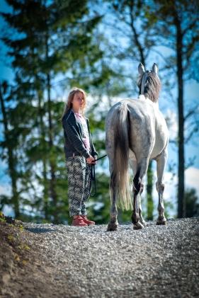 Arma Ratsutalu sijaitsee Lahemaan kansallispuistossa Pohjois-Virossa..