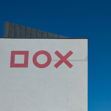 DOX Centre for Contemporary Art, Prague.