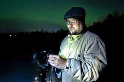 Tähtiharrastaja Arto Oksanen